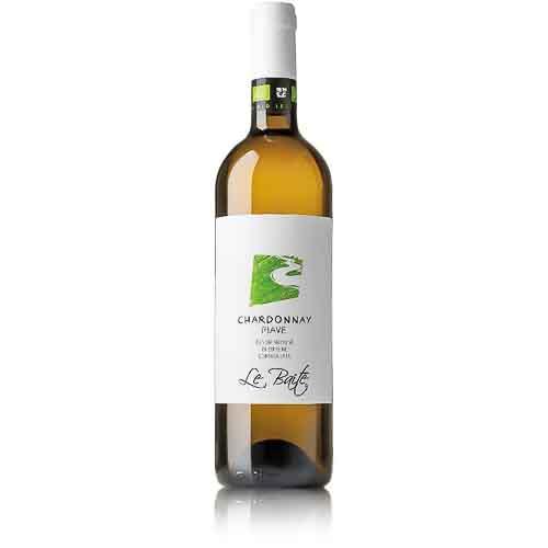 Le Baite chardonnay DOC piave biologico vino bianco